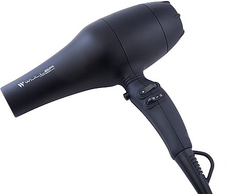 "Фен для волос ""Buffel"" - Wuller Professional WF.211BS — фото N1"