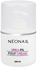 Духи, Парфюмерия, косметика Крем для ног с мочевиной 5% - NeoNail Professional