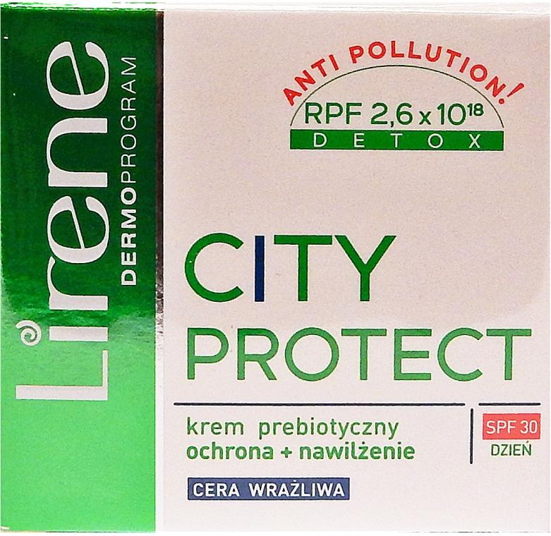 Дневной крем для лица - Lirene City Protect Cream