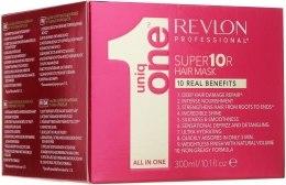 Духи, Парфюмерия, косметика Маска для волос - Revlon Professional Uniq One Super10R Hair Mask