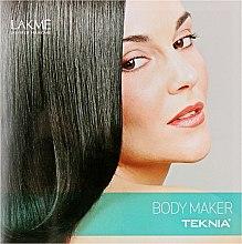 Духи, Парфюмерия, косметика Набор пробников для объема волос - Lakme Teknia Body Maker