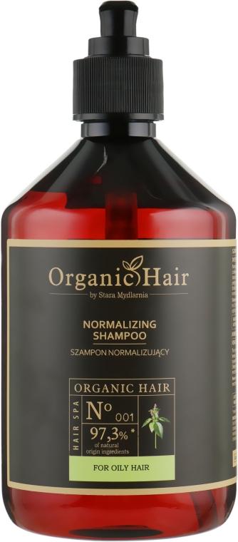 Нормализующий шампунь для жирных волос и себорейной кожи головы - Stara Mydlarnia Organic Hair Normalizing Shampoo For Oily Hair