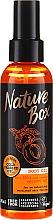 Духи, Парфюмерия, косметика Масло для тела - Nature Box Apricot Oil Body Oil