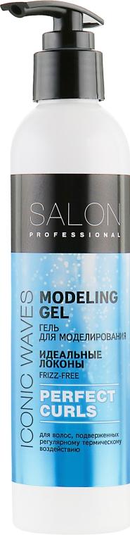 """Гель для моделирования локонов """"Идеальные локоны"""" - Salon Professional Modeling Gel Perfect Curls"""