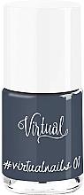 Духи, Парфюмерия, косметика Лак для ногтей - Virtual #virtualnails
