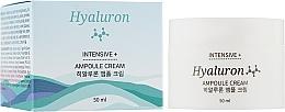 Духи, Парфюмерия, косметика Крем для лица ампульный с гиалуроном - Jkosmec Hyaluron Intensive+ Ampoule Cream