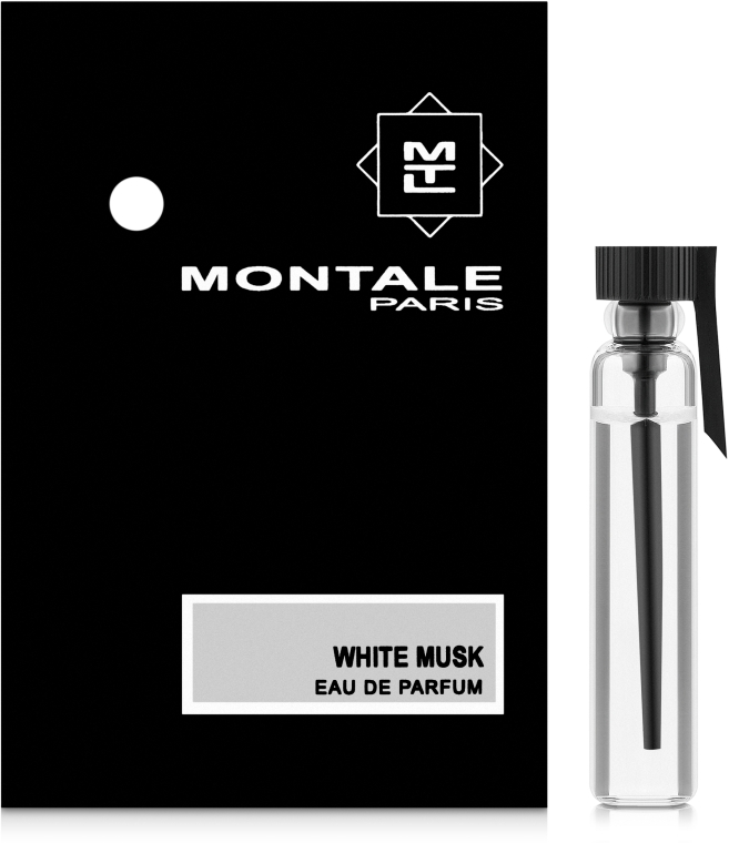 Montale White Musk - Парфюмированная вода (пробник)