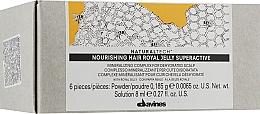 Парфумерія, косметика Королівське желе для волосся - Davines Hourishing 1+RJHP+2