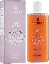 Парфумерія, косметика Гель для душу - Nature's Flori Di Mandorlo Body Wash