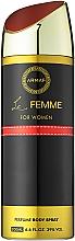 Парфумерія, косметика Armaf Le Femme - Дезодорант