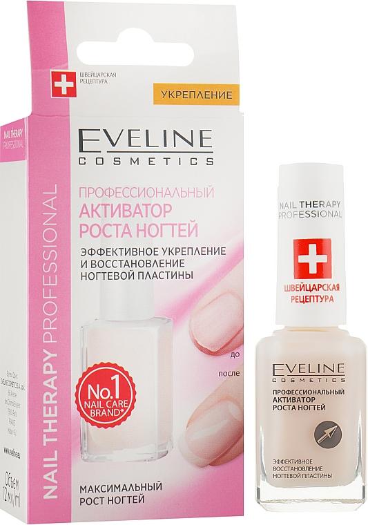 Средство для ускорение роста ногтей - Eveline Cosmetics Nail Therapy Professional