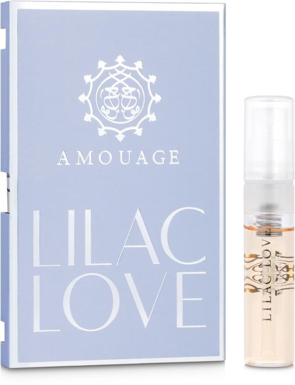 Amouage Lilac Love Woman - Парфюмированная вода (пробник)