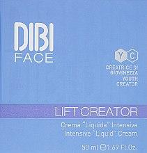 "Духи, Парфюмерия, косметика Интенсивный жидкий крем ""Творец молодости"" - Dibi Lift Creator Intensive ""Liquid"" Cream"