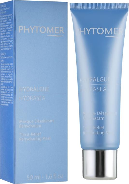 Увлажняющая маска для лица - Phytomer Hydrasea Thrist-Relief Rehydrating Mask