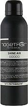 Духи, Парфюмерия, косметика Тоник-спрей для блеска и защиты волос - Togethair Shine Air