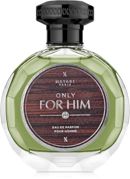 Hayari Parfums Only For Him - Парфюмированная вода