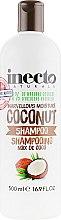 Духи, Парфюмерия, косметика Питательный шампунь для волос с маслом кокоса - Inecto Naturals Coconut Shampoo