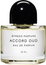 Духи, Парфюмерия, косметика Byredo Accord Oud - Парфюмированная вода (тестер без крышечки)