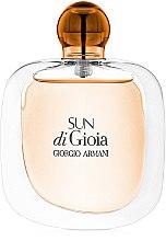 Духи, Парфюмерия, косметика Giorgio Armani Sun di Gioia - Парфюмированная вода (тестер с крышечкой)