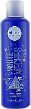 Духи, Парфюмерия, косметика Окислитель для осветления волос 12% - BBcos White Meches Plus 40 Vol
