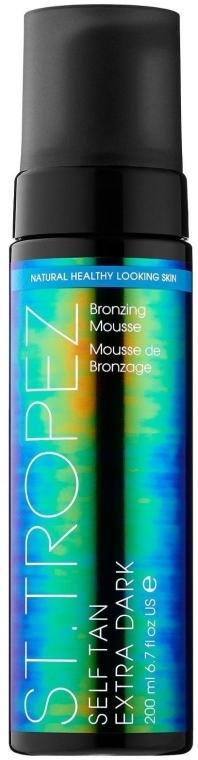 Мусс для тела - St.Tropez Self Tan Extra Dark Bronzing Mousse