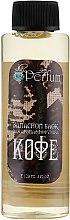 Духи, Парфюмерия, косметика Запасной блок для аромадиффузора, с ароматом кофе - MSPerfum