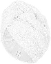 Парфумерія, косметика Hair Drying Towels, white - MakeUp
