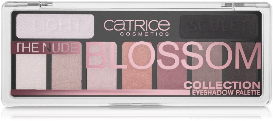 Catrice Cosmetics - The Nude Blossom Collection Eyeshadow