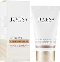 Парфумерія, косметика Регенеруючий живильний крем для рук - Juvena Regenerating Hand Cream