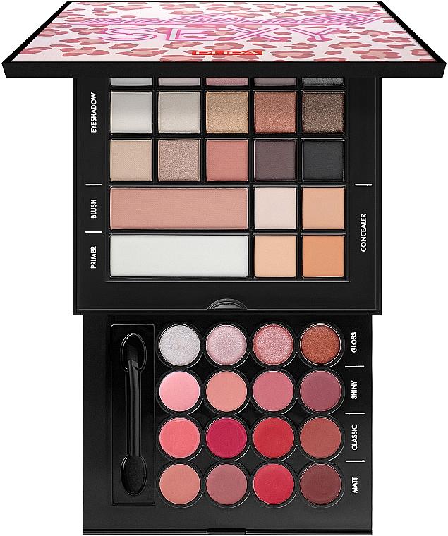 Палетка для макияжа - Pupa Pupart M Palette