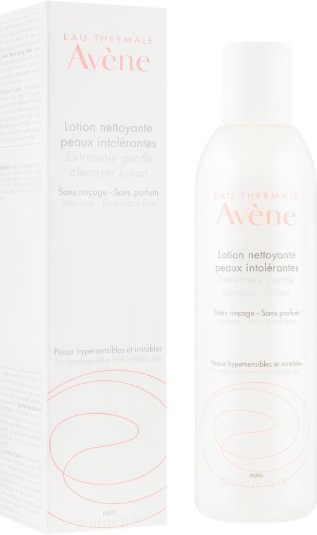 Лосьон для мягкого очищения сверхчувствительной и раздраженной кожи - Avene Lotion To Gently Cleanse