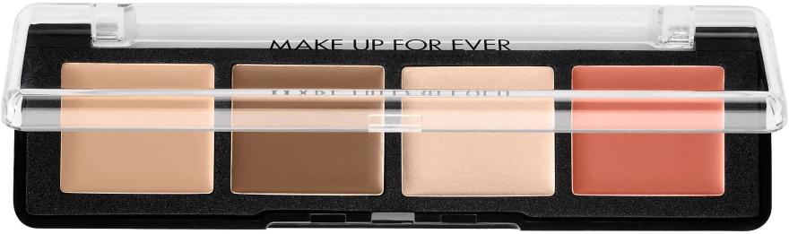 Палетка для лица - Make Up For Ever Pro Sculpting Palette