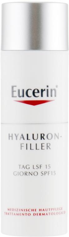 Дневной крем против морщин для нормальной и комбинированной кожи - Eucerin Hyaluron-Filler Day Cream For Combination To Oily Skin
