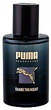 Духи, Парфюмерия, косметика Puma Shake The Night - Туалетная вода (тестер с крышечкой)