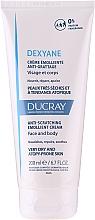 Духи, Парфюмерия, косметика Крем для очень сухой и атопической кожи - Ducray Dexyane Creme Emolliente Anti-Grattage
