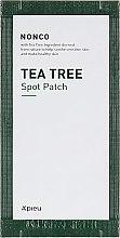 Духи, Парфюмерия, косметика Патчи против прыщей с маслом чайного дерева - A'pieu Nonco Tea Tree Spot Patch