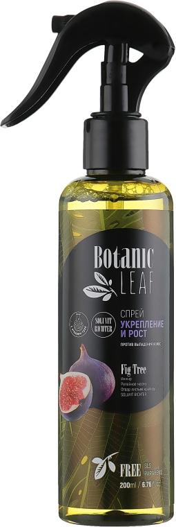 """Спрей для волос """"Укрепление и рост"""" - Botanic Leaf Fig Tree"""