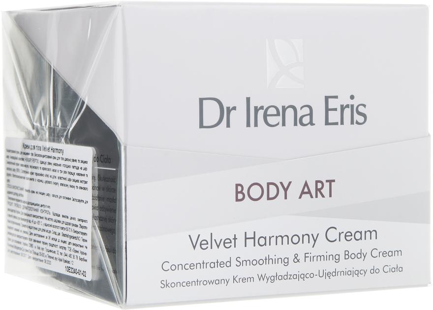 Крем для тела - Dr. Irena Eris Body Art Velvet Harmony Cream