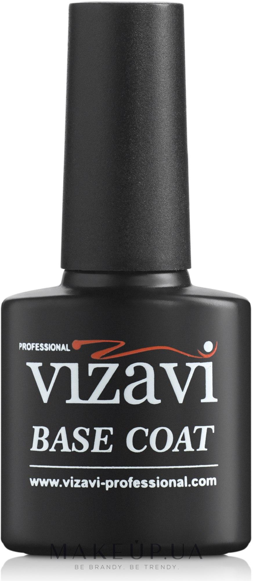 База для гель лака - Vizavi Professional Base Coat — фото 7.3ml