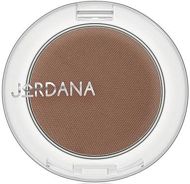 РАСПРОДАЖА Пудра для бровей и век 3 в 1 - Jordana Eye Shaper 3-in-1 Eyebrow shadow * — фото N1