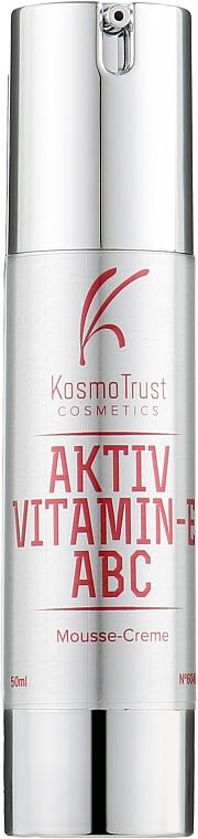 Крем для лица с активным витамином Е и комплексом АВС - KosmoTrust Cosmetics Aktiv Vitamin-E ABC