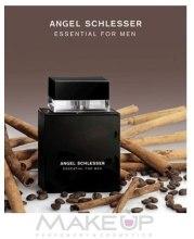 Angel Schlesser Essential for Men - Туалетная вода (тестер с крышечкой) — фото N3