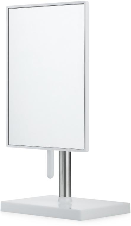 Зеркало косметическое в раме, 13х26 см, прямоугольное - Titania