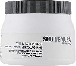 Духи, Парфюмерия, косметика УЦЕНКА Восстанавливающая сыворотка - Shu Uemura Art of Hair Master Serum Base *