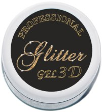 Духи, Парфюмерия, косметика Гель-паста для ногтей - Nails Molekula 3D Gel Paste Glitter Nails