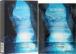 Духи, Парфюмерия, косметика Восстанавливающая маска для лица - Biotherm Life Plankton Essence-In-Mask Fundamental Treatment Mask