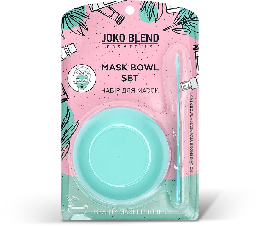 Набор для масок - Joko Blend Mask Bowl Set