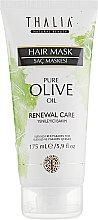 Духи, Парфюмерия, косметика Маска для волос с оливковым маслом - Thalia Pure Olive Hair Mask