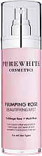 Духи, Парфюмерия, косметика Увлажняющий спрей для лица - Pure White Cosmetics Plumping Rose Beautifying Mist