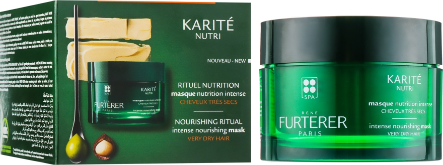 Питательная маска - Rene Furterer Karite Nutri
